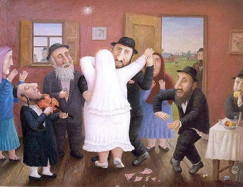 Шидух - еврейские знакомства